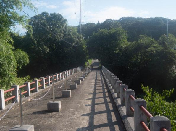御坂サイフォン橋(眼鏡橋)